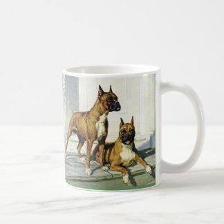 Boxer Vintage Mug
