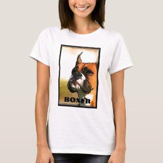 Boxer womens t-shirt