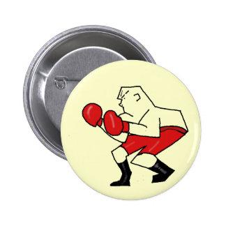 Boxers Design Pinback Button