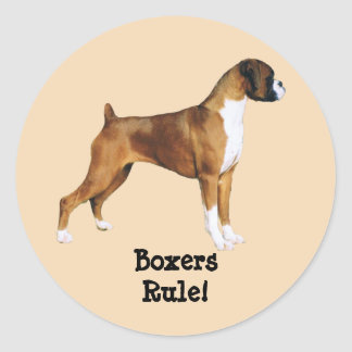 Boxers Label