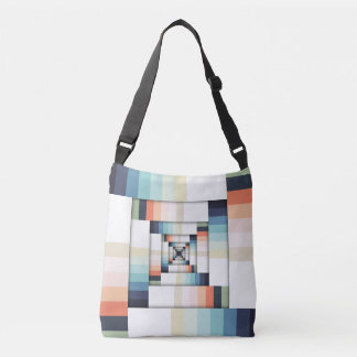Boxes of Colors Crossbody Bag