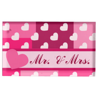 Boxes of Love Table Card Holder