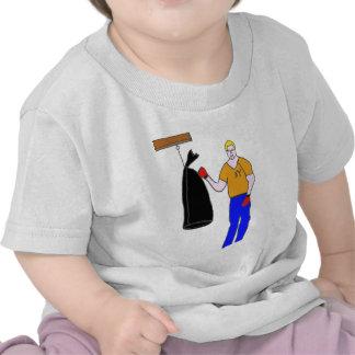 BOXEUR png T-shirts