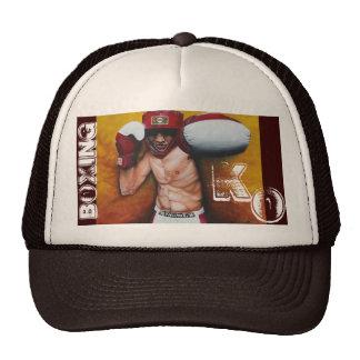 Boxing Art Hats