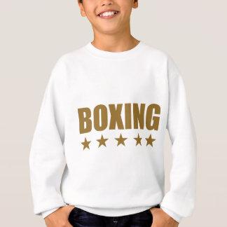 Boxing Boxer Boxen Boxes Fight Figher Sweatshirt