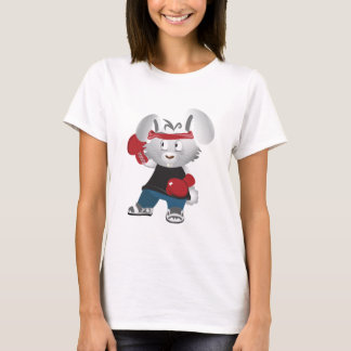 Boxing Bunny T-Shirt