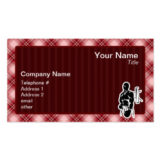 Boxing Pack Of Standard Business Cards