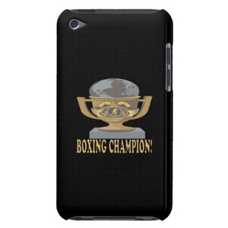 Boxing Champion Barely There iPod Case