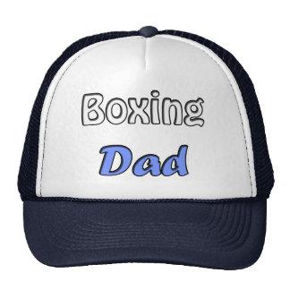 Boxing Dad Pet Met Netje