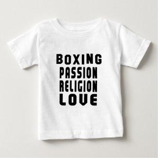 Boxing Designs Tee Shirt
