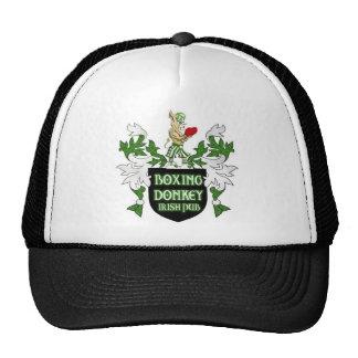 Boxing Dokey Irish Pub Mesh Hat
