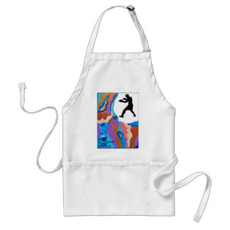 Boxing Feather Standard Apron