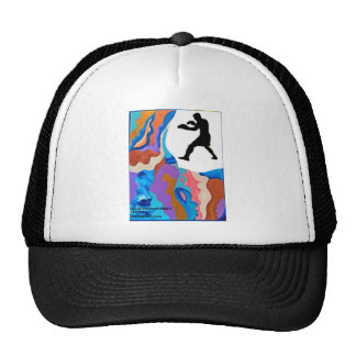 Boxing Feather Cap