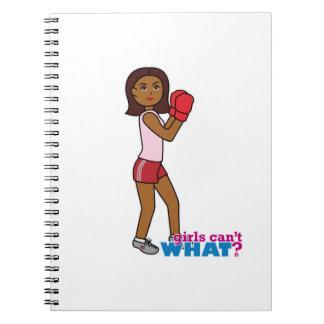 Boxing Girl Journals