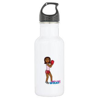 Boxing Girl 532 Ml Water Bottle