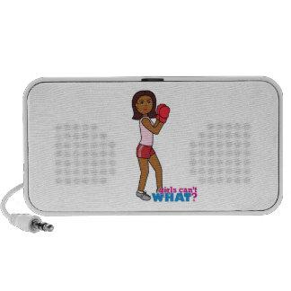 Boxing Girl Speakers