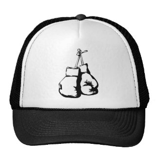 Boxing Gloves Cap
