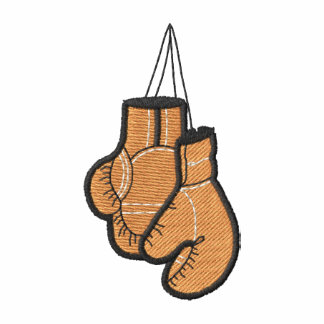 Boxing Gloves Hoodie