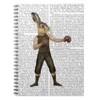 Boxing Hare Notebooks