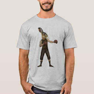 Boxing Hare T-Shirt