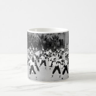 Boxing instructions, main barracks, Naval_War Imag Coffee Mug