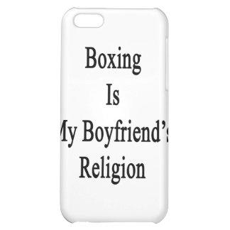 Boxing Is My Boyfriend's Religion iPhone 5C Case