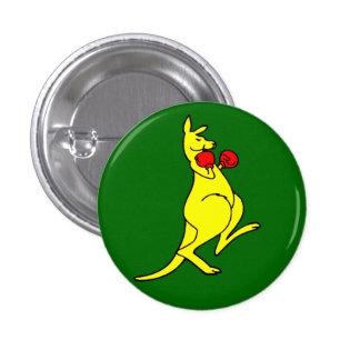 Boxing Kangaroo Buttons