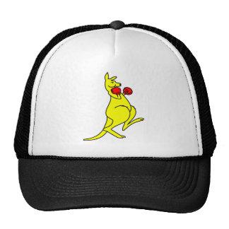 Boxing Kangaroo Hats