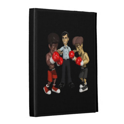 Boxing Match 2 iPad Case