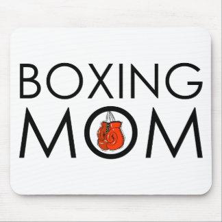 Boxing Mom Mousepad