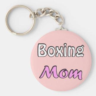 Boxing Mom Sleutelhanger