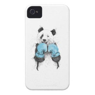 boxing panda iPhone 4 case