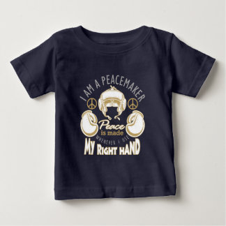boxing peacemaker baby T-Shirt