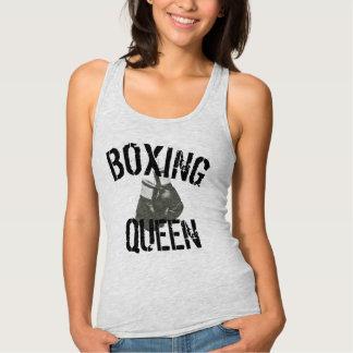 Boxing Queen Tank Top