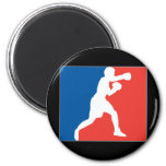 Boxing Refrigerator Magnets
