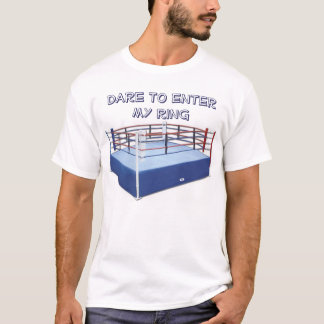 Boxing Ring T-Shirt