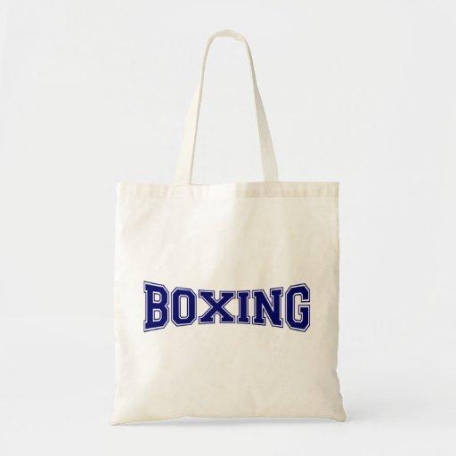 Boxing University Style Bag