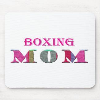 BoxingMom Mousepad
