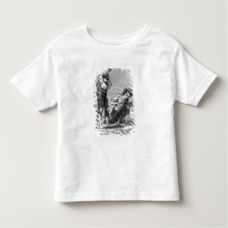 Boy and Girl at Cahera Toddler T-Shirt