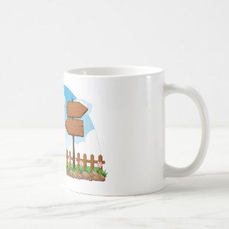 Boy and girl in love basic white mug