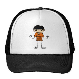 boy and girl  kids cap