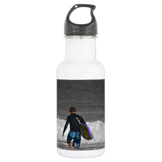 BOY AND HIS BOOGIE BOARD 532 ML WATER BOTTLE