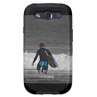 BOY AND HIS BOOGIE BOARD GALAXY SIII CASES