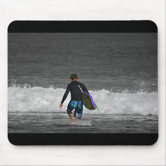 BOY AND HIS BOOGIE BOARD MOUSEPADS