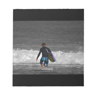 BOY AND HIS BOOGIE BOARD MEMO PADS