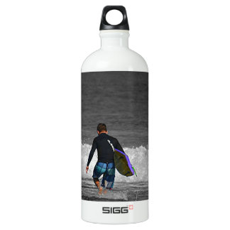 BOY AND HIS BOOGIE BOARD SIGG TRAVELLER 1.0L WATER BOTTLE