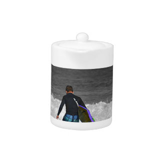 BOY AND HIS BOOGIE BOARD
