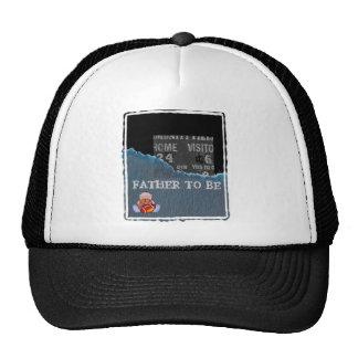 Boy-baby shower cap
