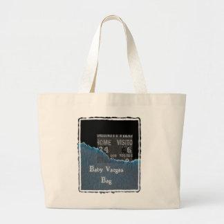 Boy-baby shower jumbo tote bag