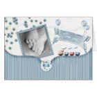 Boy Baby shower Thank you cards